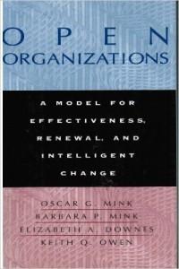Mink Open Organizations