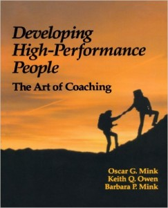 Mink The Art of Coaching