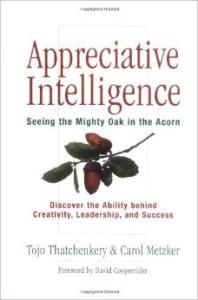 Thatchenkery Appreciative Intelligence