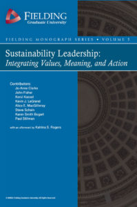 Sustainability Leadership: Integrating Values, Meaning, and Action